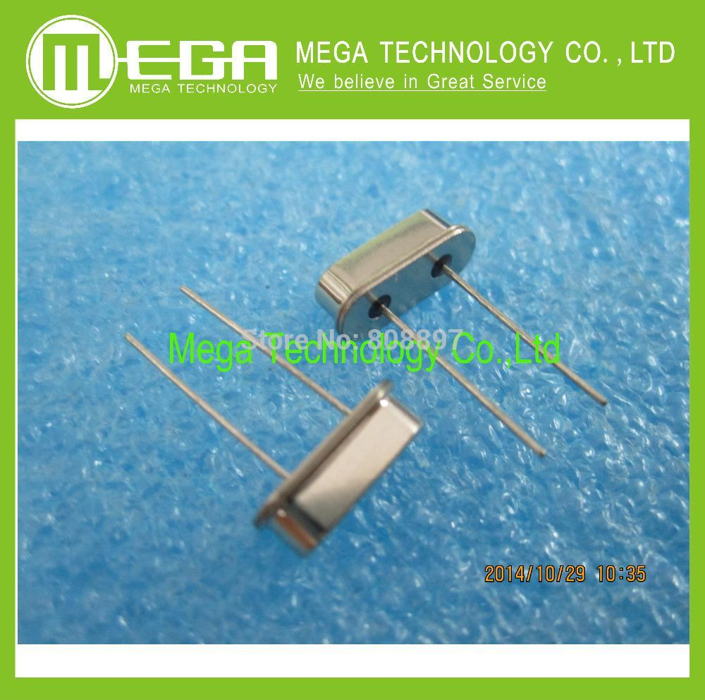 !!!!!   Free shipping 100PCS 16.000MHZ 16.000M 16M 16MHZ 16 MHZ 16M HZ Crystal O