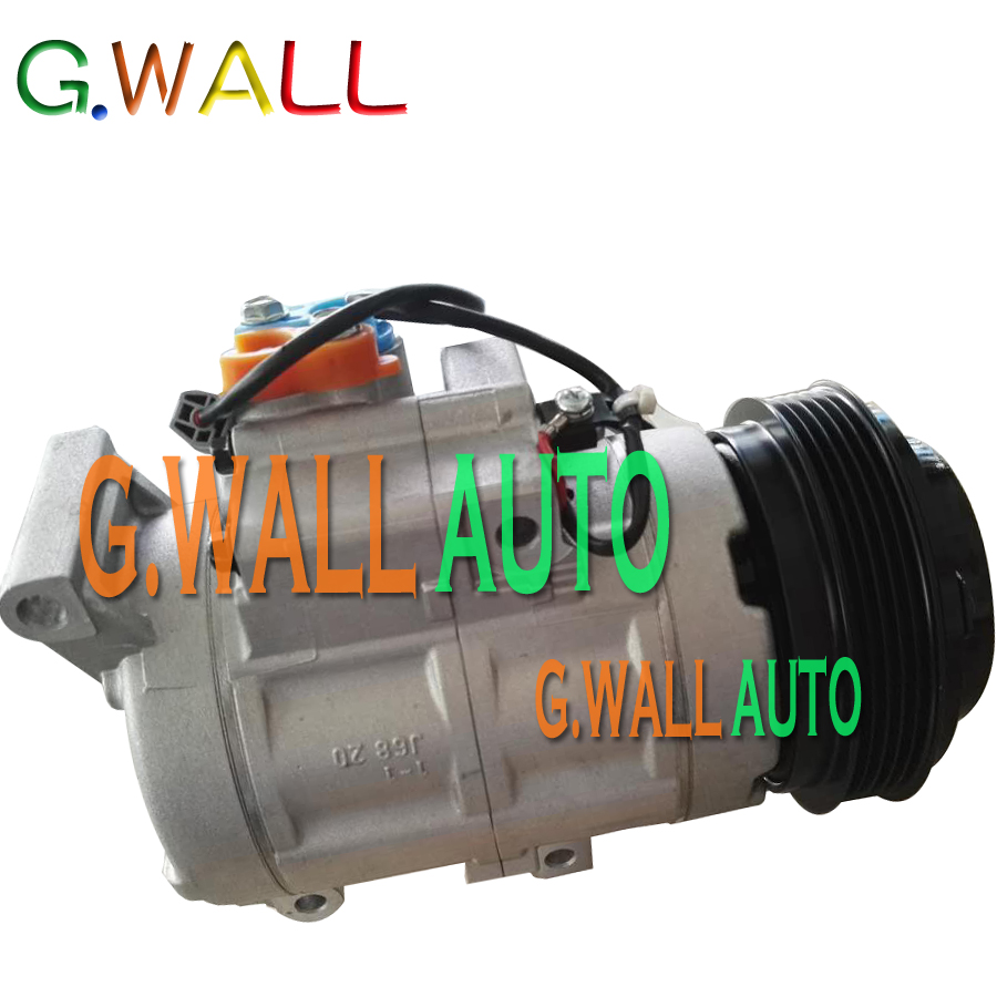 Gwall high quality hs18 ac compressor for car mazda 3 2 0l 2010 2013 5pk