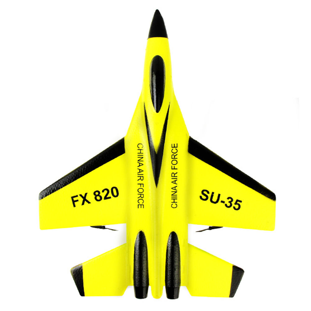 Image 2 - Super Cool RC Fight Fixed Wing RC drone  820 2.4G Remote Control Aircraft Model RC Drone Helicopter Quadcopter-in RC Airplanes from Toys & Hobbies