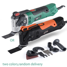 NEWONE Multi-Function Electric Saw Renovator Tool Oscillating Trimmer Home Renovation Trimmer woodworking tool