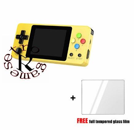 CONSOLE OPEN SOURCE LDK version horizontale paysage jeu 2.6 pouces écran Mini portable famille rétro jeux Console