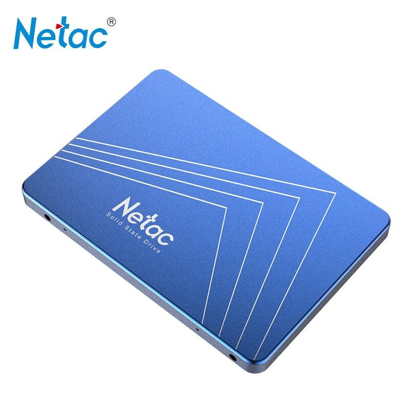 Netac N500S SSD 120GB 240G 320GB 480GB disque dur externe SSD adapter AMD Intel sata interfac pour tablette ordinateur portable ordinateur de bureau
