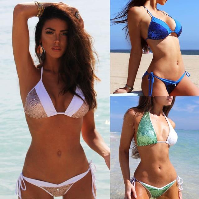 Frauen Bikinis reife