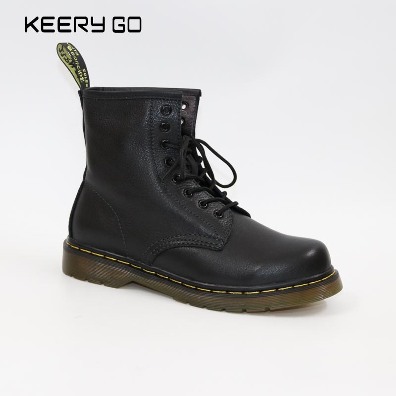 factory outlet Martin boots leather shoes Can wholesale 35-40 lz1222x12530 heavy anchor reaming factory outlet