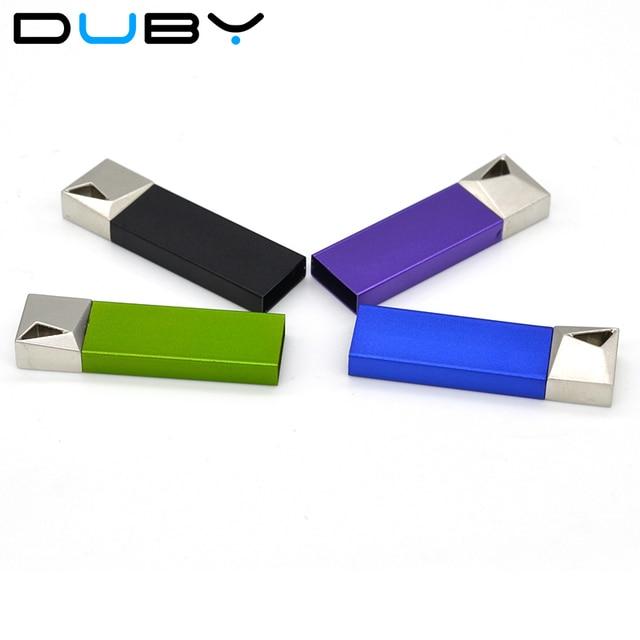 2018 new metal 2 0 usb flash drive mini pen drive 4gb 8gb. Black Bedroom Furniture Sets. Home Design Ideas