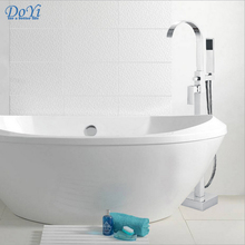 Foyi brand for best or nothing prime quality Bath & Shower Faucets Floor Stand bath tub Christmas gift shower your