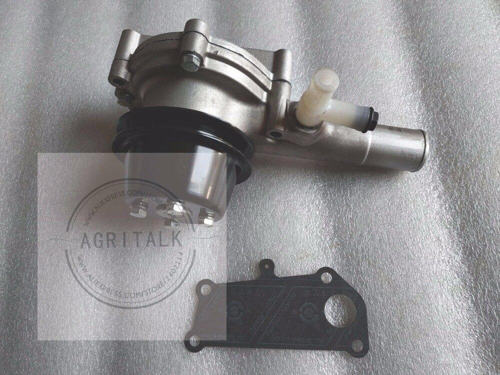 Laidong KM385BT, LL480 parti del motore, il gruppo pompa dellacqua, part number:Laidong KM385BT, LL480 parti del motore, il gruppo pompa dellacqua, part number: