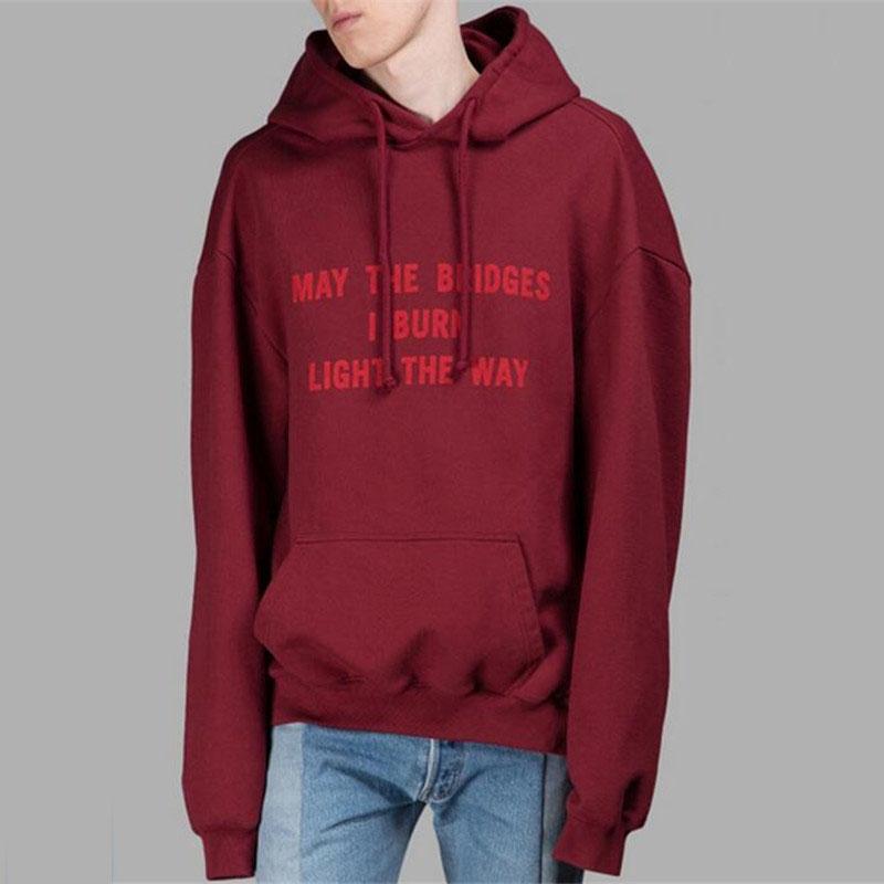 vetements hoodie herren