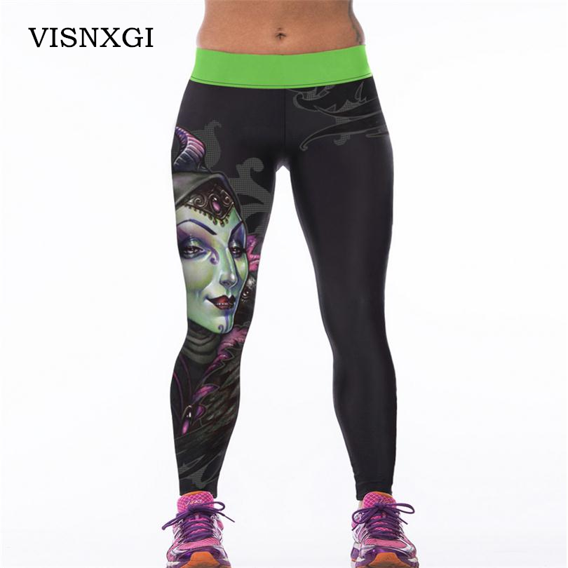 Corriendo Deportes New Design Leggings 3D Printed Leisure Legging Fashion ComfortableTrouser Rainbow Lion Leggin 19 Colours K079 ...