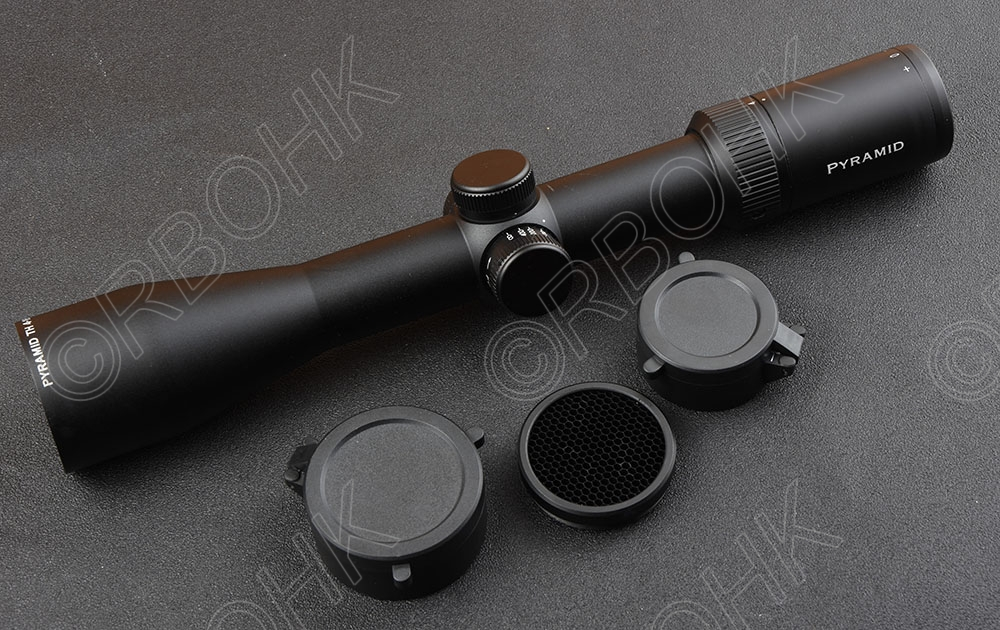 Hunting Shooting TH 4-16x44 SF Rifle Scope With Side Focus Adjust  Waterproof Shockproof Rifle Scope M1726