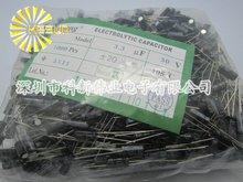 1000 шт. X 100% Новое Chengx 3.3 МКФ 50 В 5X11 Алюминиевый Электролитический Конденсатор Разъем