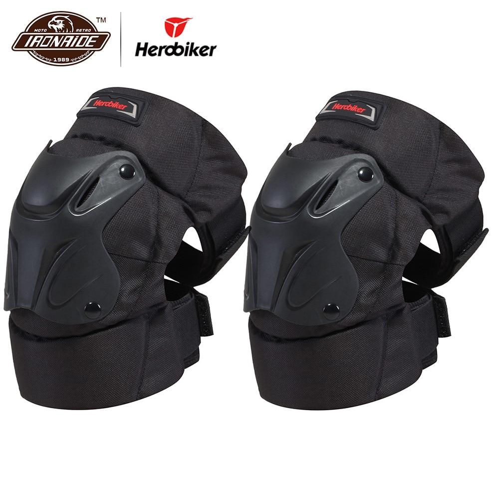 HEROBIKER Motocikl Knee Blade Motocikl Ridng štitnici za koljena Moto Racing ATV štitnik za koljena Gears oprema