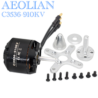 Aeolian C3536kv910 motor RC MOTOR for quadcopter and airplane with free shipping