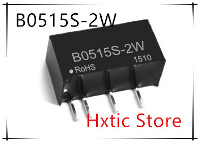 10pcs/lot Dcdc Supply  B0515S-2W B0515S 5V 15V DC-DC Step-up Isolation Electronic Module