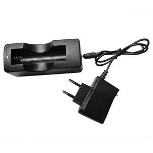 Image 2 - Eu/Us Plug Dc 4.2V 500mA Lithium Batterij Oplader 18650 Polymeer Batterij 100 240V Lader voor Koplamp Met Wire Lead