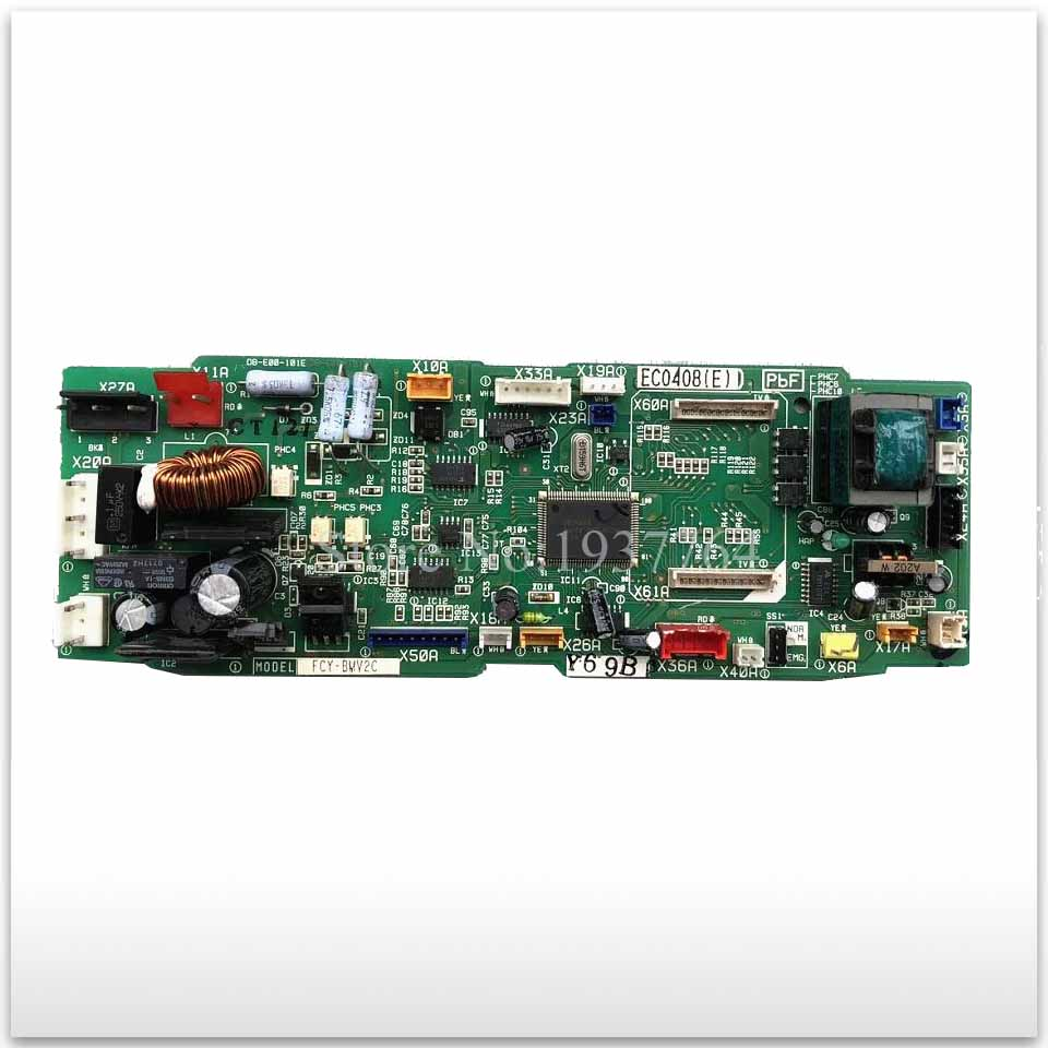 цены 90% new for Air conditioning computer board FCY71BMV2C EC0408 EC0408(C) EC0408(E) used board
