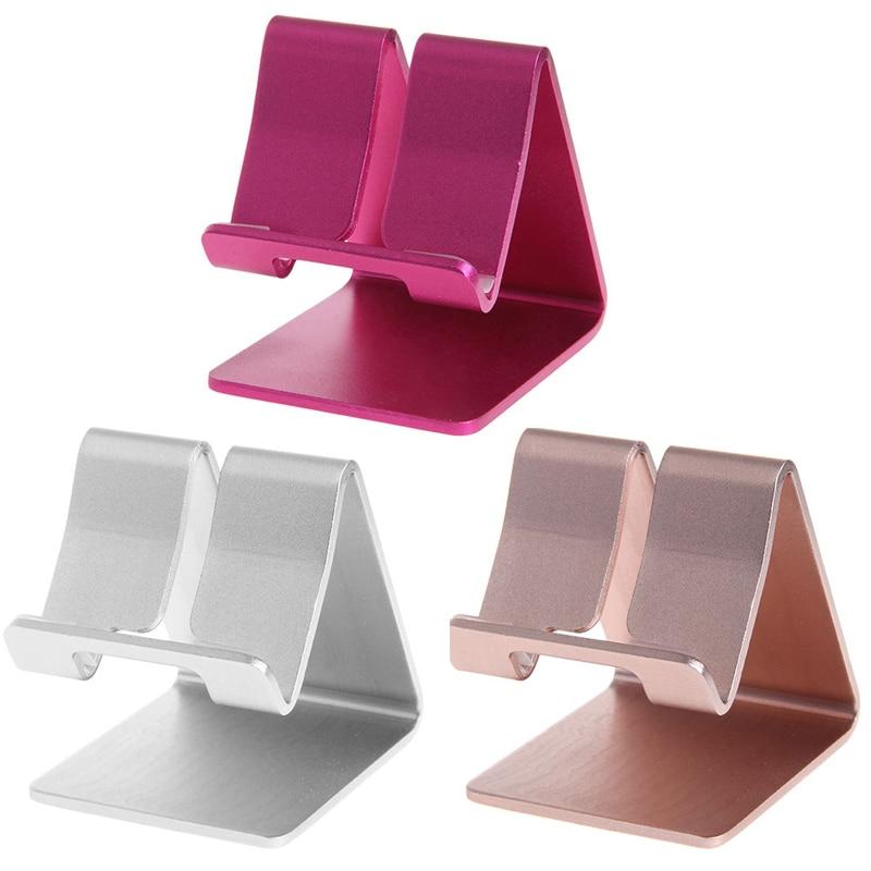 Универсальный стол подставка для крепления на держатель для планшета IPad мобильный телефон алюминиевый