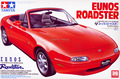 Tamiya scale models 24085 1/24 scale car  Eunos Roadster assembly model building kit  plastic scale motocycle car model kits
