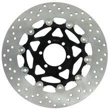 Передний тормозной диск диск для yamaha fzs600 1998-2003 fzs600s 2001-2003 fazer rj02/h988