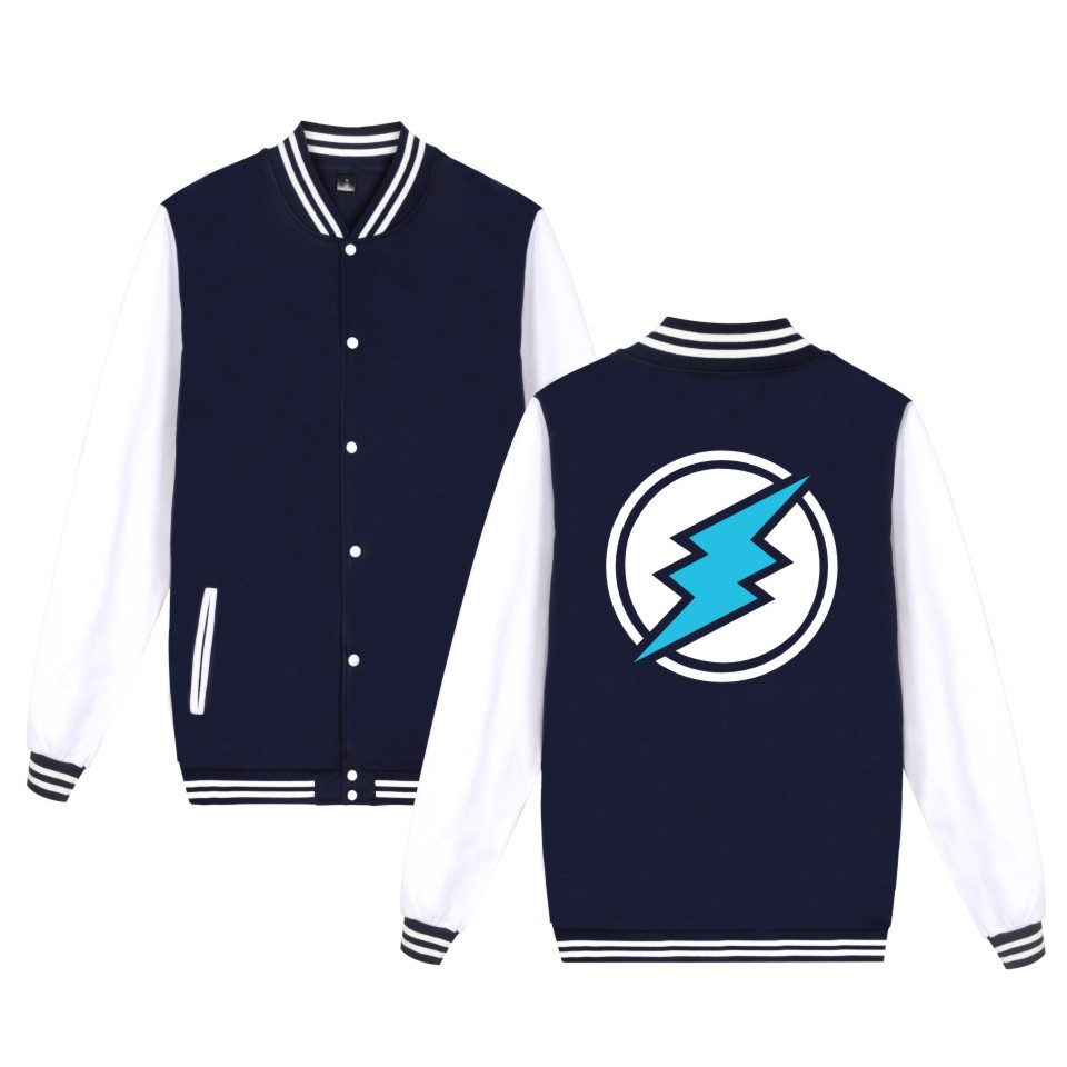 Electroneum Baseball Jacket