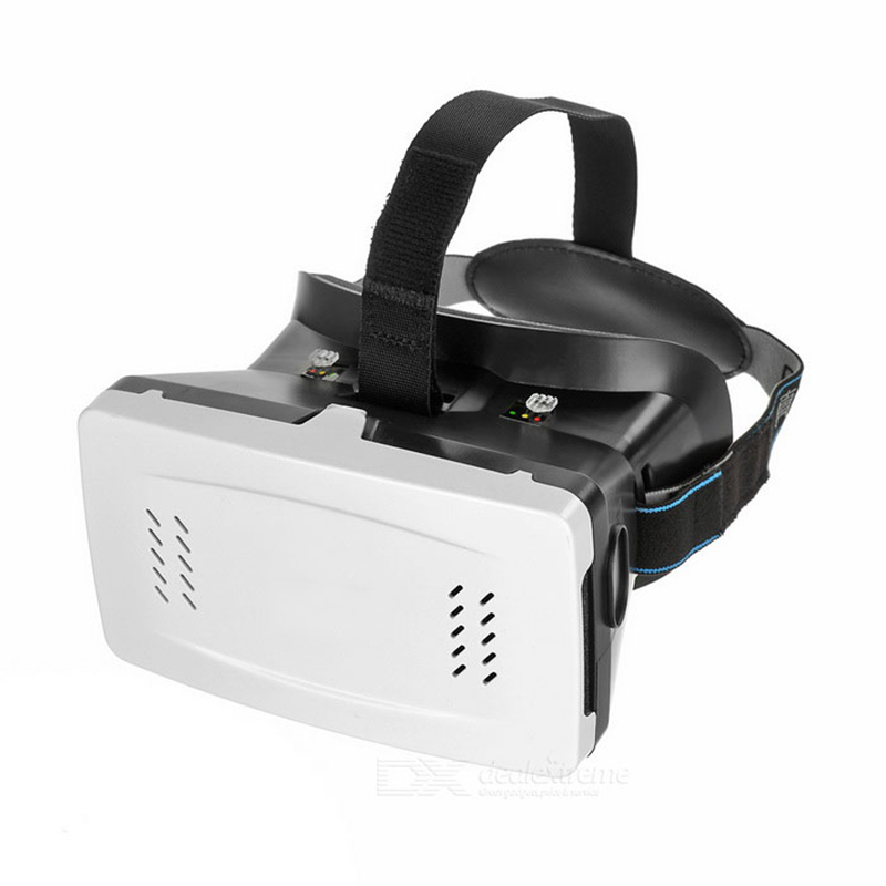 R Box 3D Virtual Reality Goggles 360 Panorama Video Goggle Cardboard Headset For 4.7-6.0
