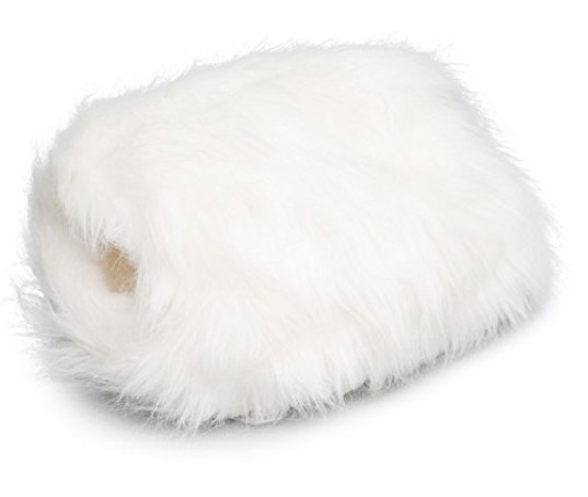 RED white black woman adult Child baby Gloves Faux fur muff Girls Faux Fur Hand Muffs Warm Wedding Gloves pearl beading faux fur pocket ribbed dress