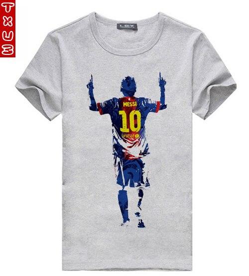 Champions Barcelona Lionel Messi 10 Argentina Print Original Design