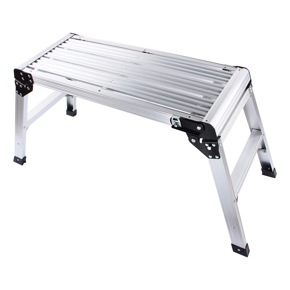mini st work promotion shop for promotional mini st work on hop step up folding stool platform work bench aluminium safe ladder 150kg uk