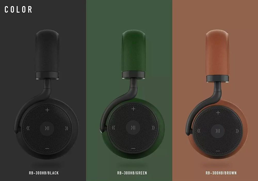 Touch Control Headband Headset (9)