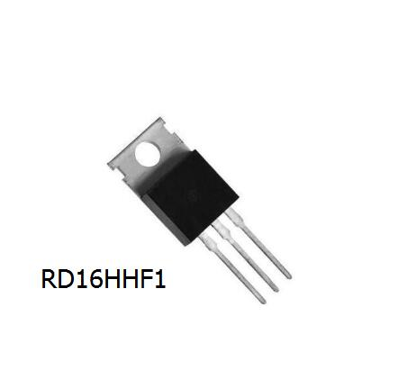 <font><b>RD16HHF1</b></font> 50V 5A 56.8W TO-220 integrated circuit image