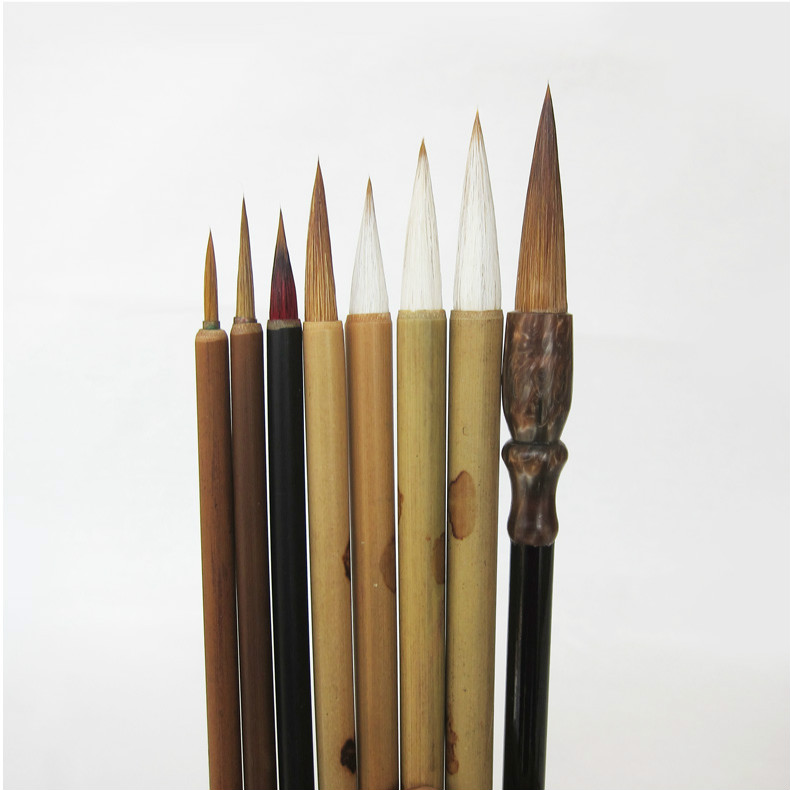 de Flor e Pássaro Pintura À Mão