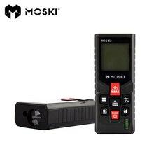 MOSKI ,Laser Rangefinder 40M 60M 80M 100M ,Laser Distance Meter Range Finder Laser Tape Measure trena ruler Diastimeter Roulette
