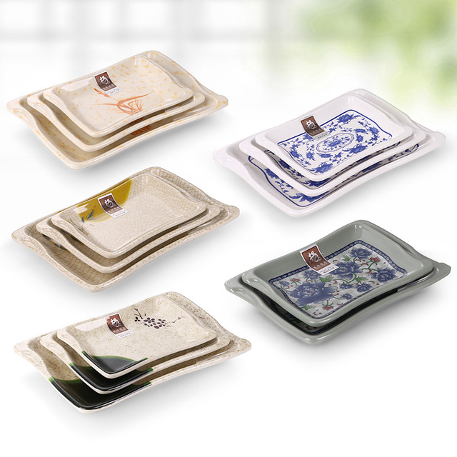 YANGGE Hot Selling Fish Plates Dishes Classic Melamine Restaurant Home Hotel Food Plate Sweets Fruit D  sc 1 st  AliExpress.com & YANGGE Hot Selling Fish Plates Dishes Classic Melamine Restaurant ...