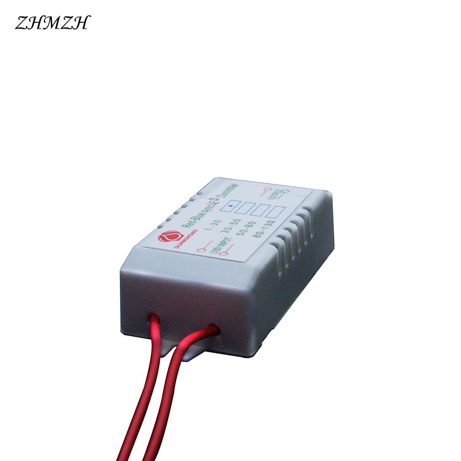 Red Blue Synchronous Double Controller Led Dedicated 1 80pcs Introduction To Electronic Emission Tubes And Power Supplies Transformer Supply Driver For Straw Hat Light In Lighting Transformers From