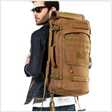 Multi-functional outdoor sports bag Military Tractical Bags Waterproof Oxford Hiking Camping Bicycle Bag Laptop Backpacks