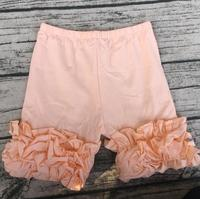 high quality kids children clothing wholesale summer girls shorts cotton icing shorts