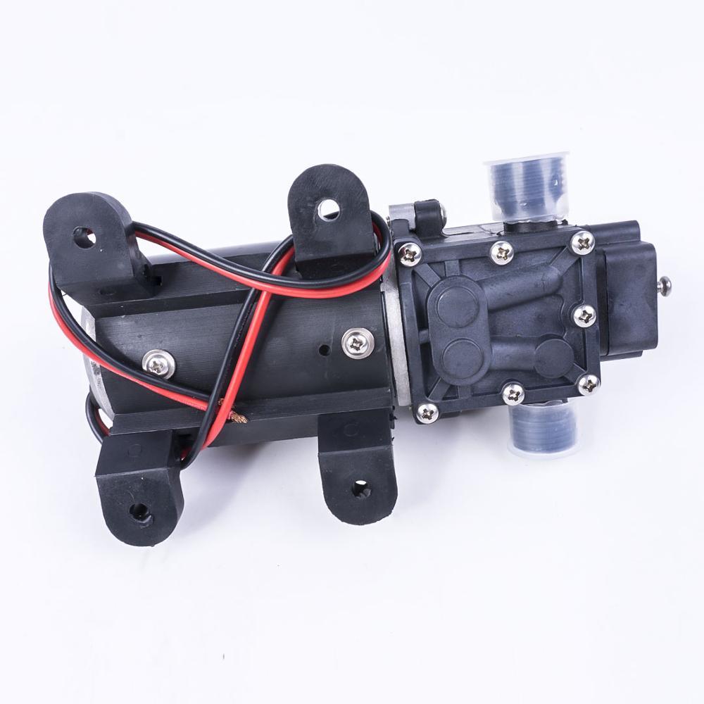 Commutateur automatique automatique de pompe de Reflux auto-amorçante de diaphragme à haute pression de l'eau 12 V 80 W 1.0Mpa 130PSI 6L/Min - 4