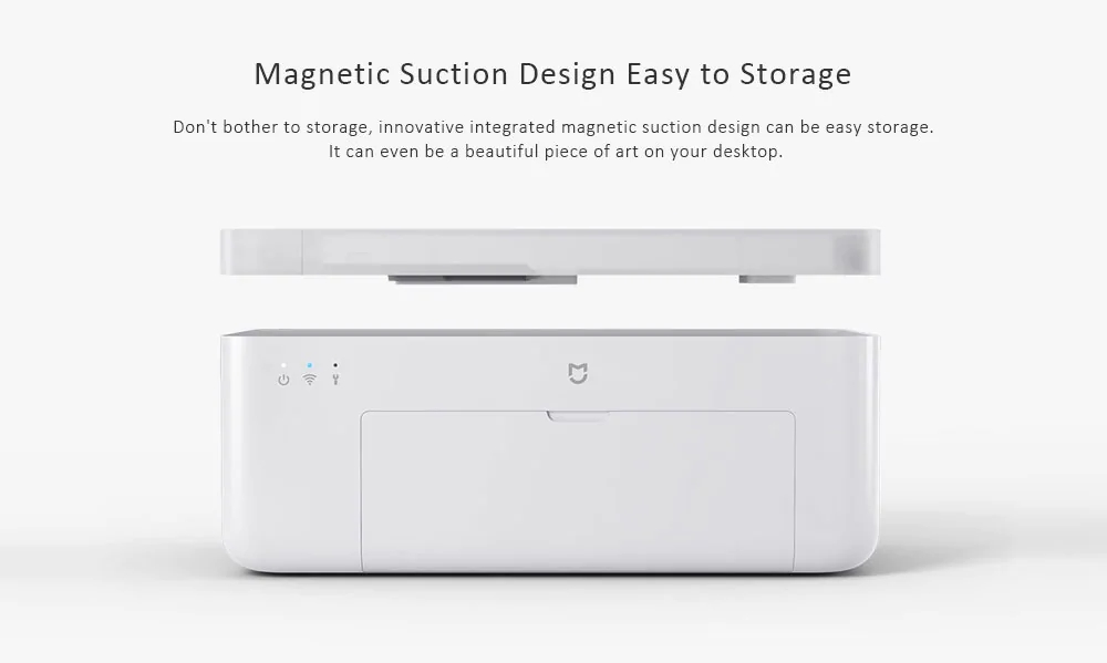 Original Xiaomi Mijia Mi Photo Printer Heat Sublimation Finely Restore True Color Auto Multiple Wireless Remote Portable printer (8)