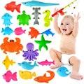 21 xfish 2 barra de pesca 1 xfishing xnet nuevos niños juguetes magnéticos de pesca pesca play juguetes del baño de agua