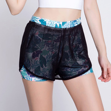 Women Yoga Shorts Sports Gym Push Hips Sexy Fitness Running Athletic Sport Clothes Jogging