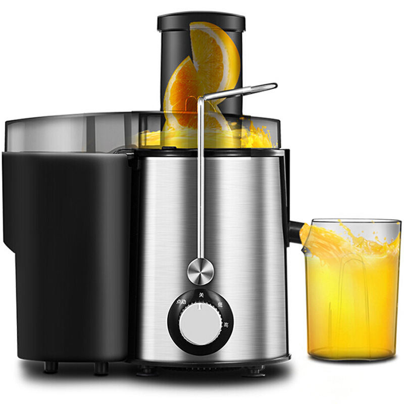 Best Slow Juice Extractor : BEST NEW 2nd Generation 100% Original Slow Juicer Fruit vegetable Citrus Low Speed Juice ...