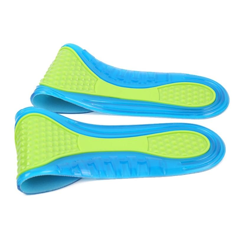 2018 Outdoor Unisex Foot Tool Orthotic Arch Support Sport Shoe Pad Sport Running Gel Insert Men Women Dampness Slow Pressure nx