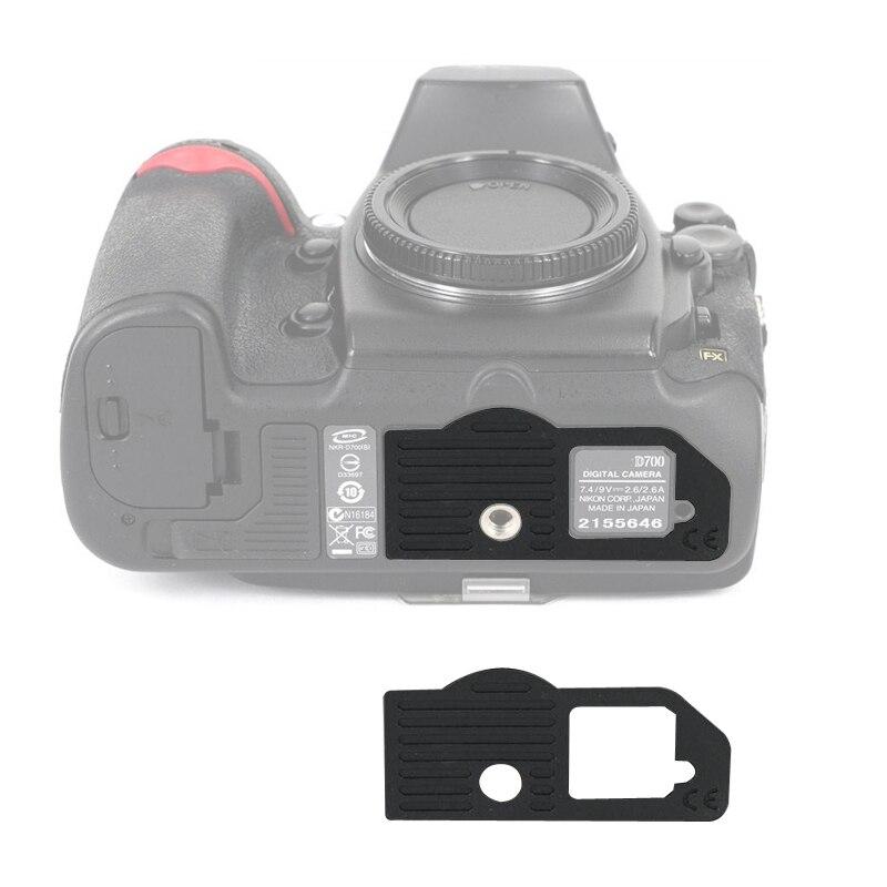 1-10pcs For Nikon D300 D300S D700 Bottom Ornament Back Cover Rubber DSLR Camera Replacement Unit Repair Part