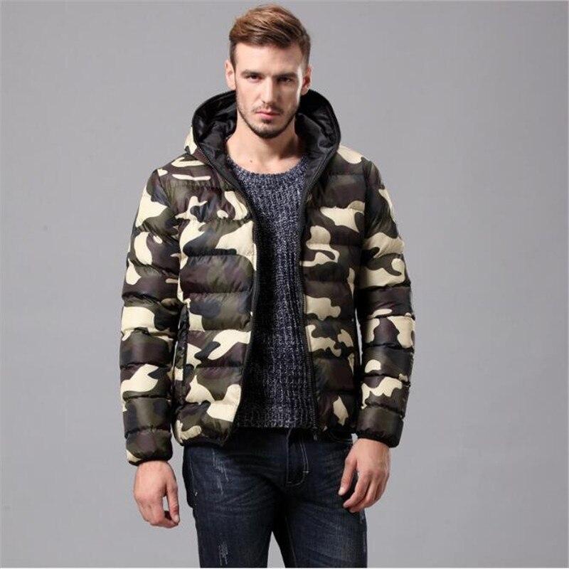 2017 Männer Jacke Winter Herbst Warm Camouflage Jacke Männer Mantel Männer College Mantel Jacke Männer Casual Qualität Fitness Jacken Taille Und Sehnen StäRken