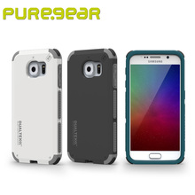 Puregear Premium Outdoor Anti Shock DualTek Extreme Shock Case for Samsung Galaxy S6 with Retail Packaging Free Shipping