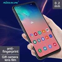 NILLKIN H + PRO Anti-Explosion Gehärtetem Glas Screen Protector Für Samsung Galaxy S10e 0 2mm Schutz Film für samsung s10e