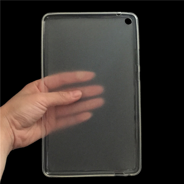 GUKEEDIANZI ТПУ мягкий чехол только для huawei MediaPad T3 8,0 KOB-L09/KOB-W09 8 дюймов планшеты прозрачный силиконовый ясно плёнки крышка