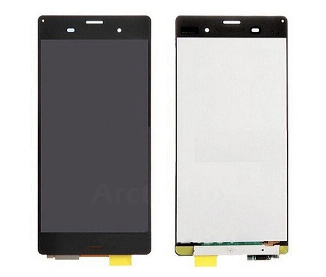 100% No Dead Pixel For Sony Xperia Z3 L55t D6603 D6643 D6653 D6633  LCD Display with Touch Screen Digitizer Assembly