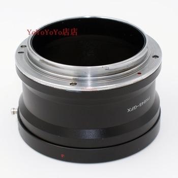 PK645-GFX lens adapter ring for Pentax 645 PK645 Lens to Fujifilm fuji GFX G mount GFX50S GFX50R GFX100 Medium Format camera
