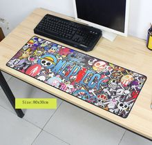 One Piece mouse pad large pad to mouse notbook computer mousepad Colourful gaming padmouse gamer to laptop 800x300x3mm mouse mat
